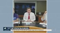 De volta da Europa, prefeito Marcelo Crivella diz que cidade reagiu bem à temporal
