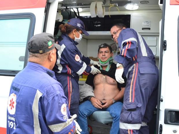 Acidente fere presidente da Câmara de Caetité e deixa 1 morto na BR-101 (Foto: Mídia Recôncavo / Anderson Bella / Divulgação)