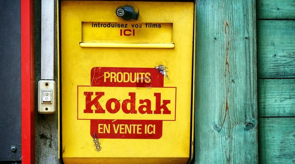 Kodak (Foto: Reprodução/Pexel)