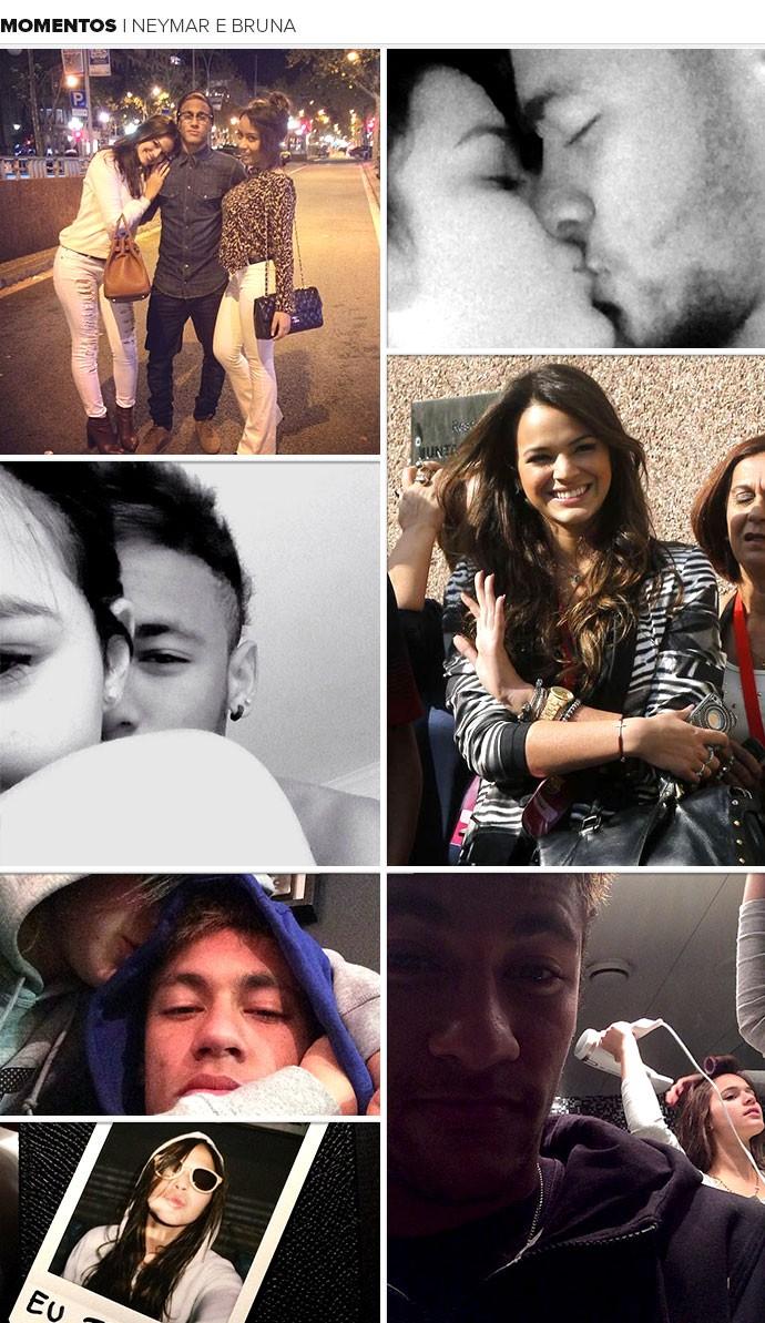 Bruna Marquezine apaga fotos com Neymar de rede social ...