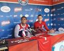 Amigos e rivais, Omar e Douglas Pires recebem voto de confiança de Lomba