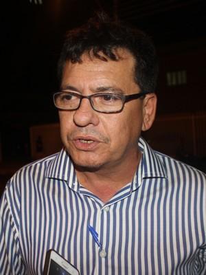 Chico Wilson, presidente do Comercial (Foto: Francisco Filho)