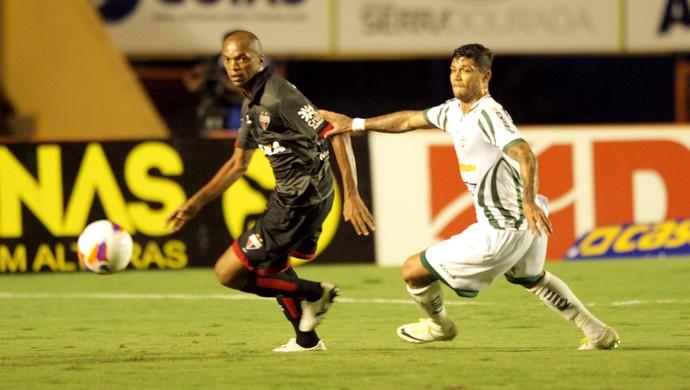 Atlético-GO x Luverdense - Série B 2015 (Foto: O Popular)