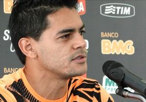 Josué Coletiva Atletico Mg (Foto: Fernando Martins)