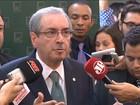 Cunha diz que rompimento com Planalto não gera 'crise institucional'