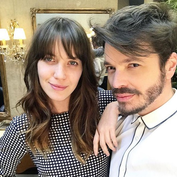 Tiago Parente e Nathalia Dill (Foto: Reprodução/Instagram)