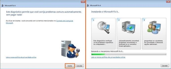 Aguarde até que a ferramenta seja instalada no computador (Foto: Reprodução/Barbara Mannara)