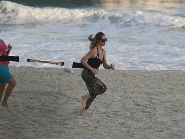 Leticia Spiller (Foto: Dilson Silva/ Ag. News)