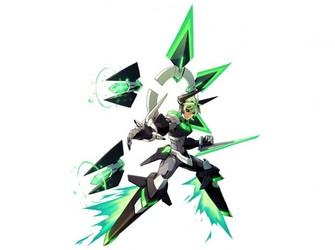Azure Striker Gunvolt: Jota (Foto: Divulgação) (Foto: Azure Striker Gunvolt: Jota (Foto: Divulgação))