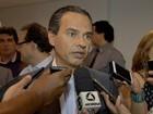 Prefeito eleito de Campo Grande e governador de MS se reúnem
