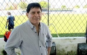 Maurício Bororó diretor de futebol do Remo (Foto: Richard Souza)