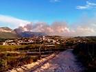 Chuvas ajudam a combater fogo na Chapada e turismo continua afetado