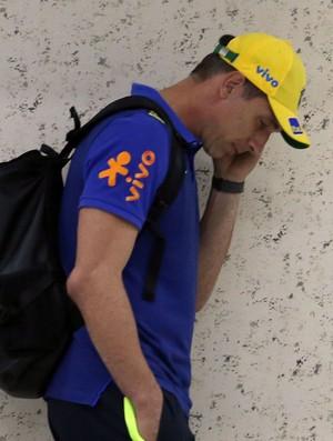 Fernando Prass corte seleção (Foto: Agência Estado)