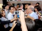 'Petistas precisam inventar coisas', diz Serra sobre licitação do metrô