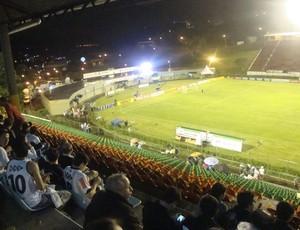 Estádio Municipal Radialista Mário Helênio 3 (Foto: Bruno Ribeiro)