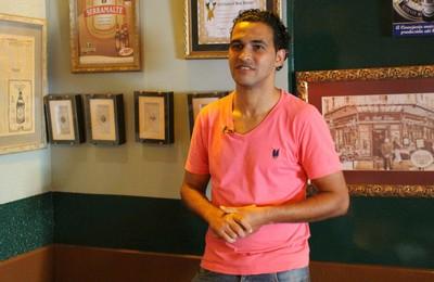 Atacante William Xavier encerra carreira aos 31 anos (Foto: Hélder Rafael)