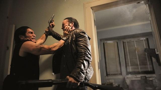 """Nicolas Cage estrela """"Fúria"""" (2014), destaque da Tela Quente desta segunda (4) (Foto: reprodução/divulgação)"""