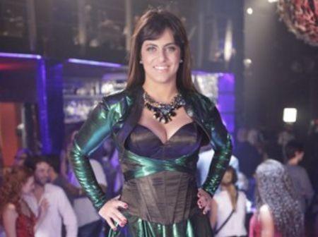 Thammy Miranda como Jô em cena de 'Salve Jorge' (Foto: Divulgação/TV Globo)