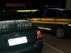 Polícia Rodoviária apreende R$ 350 mil em dinheiro venezuelano no PR