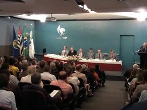 Paulo Sergio Varoto é o novo diretor da Escola de Engenharia de São Carlos (Foto: Luã Viegas/Arquivo pessoal)