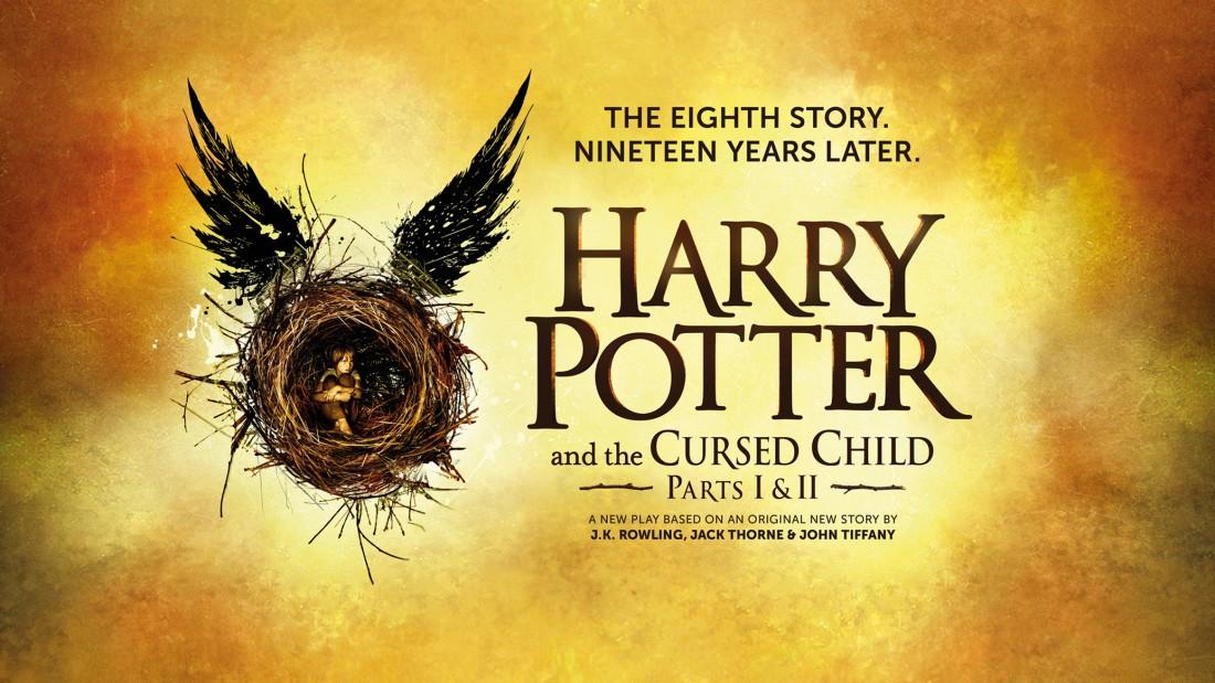 """Pôster de """"Harry Potter e a Criança Amaldiçoada"""" (Foto: Divulgação)"""