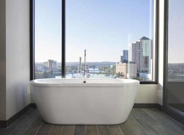 O Kimpton Townes Van Zandt é um dos mais novos hotéis da capital do Texas (Foto:  )
