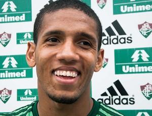 Samuel - Fluminense (Foto: Divulgação)