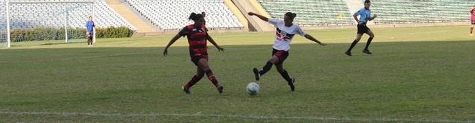 Flamengo-pi vs Star Pink (Foto: Emanuele Madeira/GLOBOESPORTE.COM)