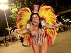 Solange Gomes perde três quilos para desfilar no carnaval carioca