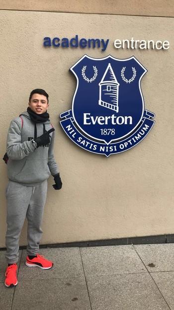 Pedro Neves Everton (Foto: Arquivo pessoal)
