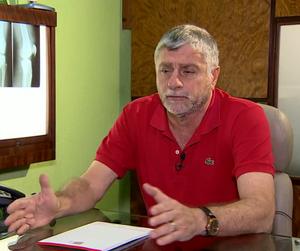 José Luis Runco (Foto: Reprodução SporTV)