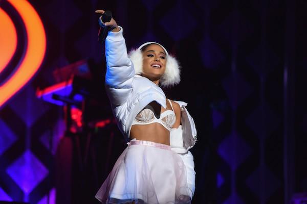 A cantora Ariana Grande (Foto: Getty Images)