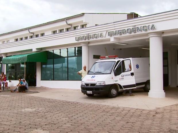 Exames comprovaram os abusos na menina, socorrida inconsciente para hospital em Alfenas (Foto: Reprodução EPTV)