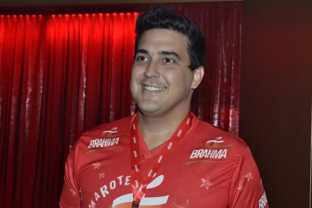 Andre Marques (Foto: Roberto Teixeira/ EGO)