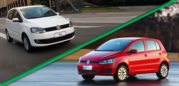 Novo ou usado: Volkswagen Fox (Foto: Divulgação)