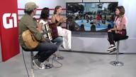 G1 Cultural entrevista músicos sobre Festival de Música Infantil