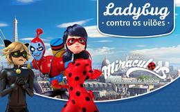 Ladybug Contra os Vilões