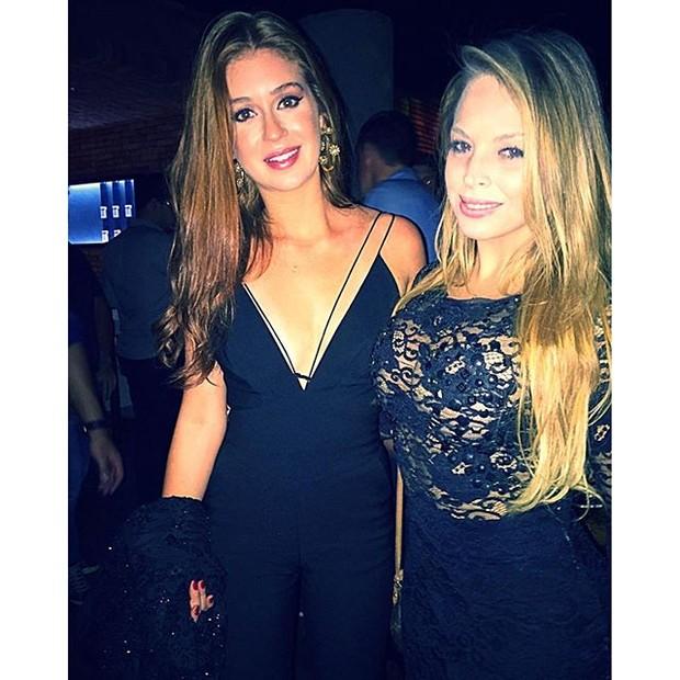 Marina Ruy Barbosa e Jéssica Lopes (Foto: Reprodução/Instagram)