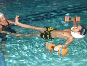 Hidroterapia, Fortalecimento Muscular, Eu Atelta (Foto: Divulgação)