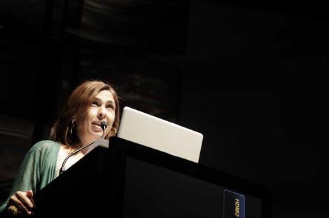 Helena Bagnoli, diretora geral da MTV (Foto: MTV)