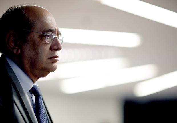 O ministro do STF Gilmar Mendes (Foto: Foto:Fellipe Sampaio/SCO/STF  )