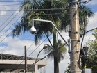 Câmeras são instaladas na 'Avenida do Samba' em Araxá