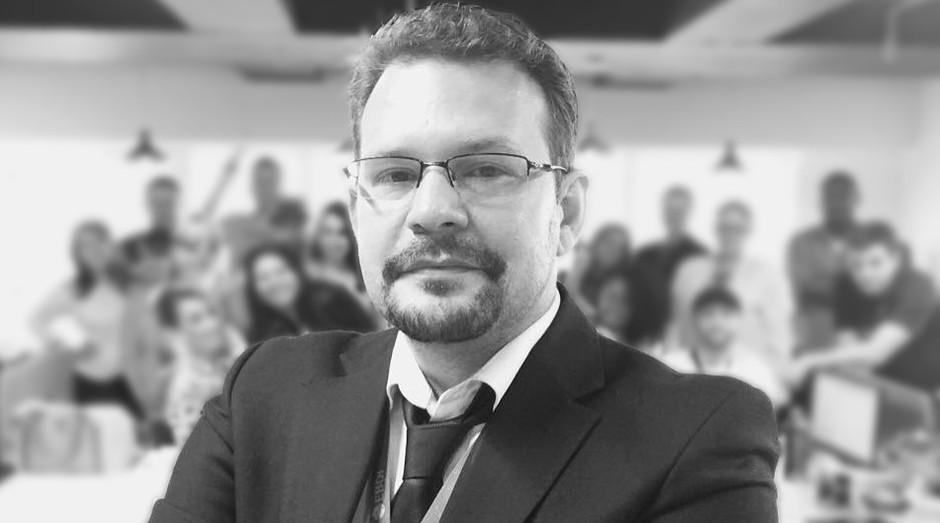 Franklin Simões, um dos fundadores da EBDI, que promove eventos corporativos temáticos (Foto: Divulgação)