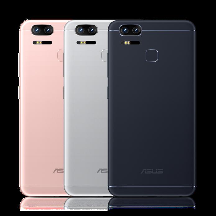 ZenFone 3 vem com câmera potente e zoom óptico (Foto: Divulgação/Asus)