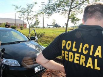 Grupo usava uma empresa fantasma para movimentar o dinheiro (Foto: Polícia Federal/Divulgação)