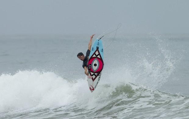surfe Gabriel Medina na primeira fase no Mundial da Gold Coast (Foto: ASP)
