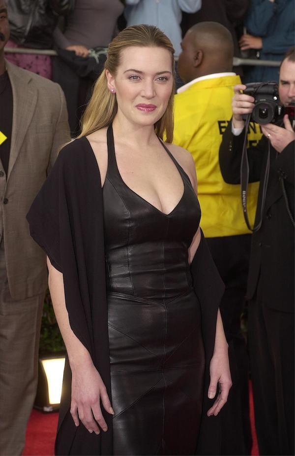 A atriz Kate Winslet em foto de 2001 (Foto: Getty Images)