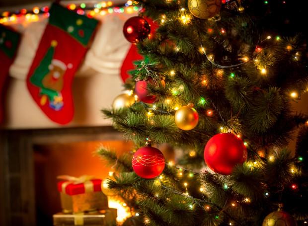 natal-árvore-de-natal-pisca-pisca (Foto: ThinkStock)
