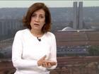 Miriam Leitão comenta desempenho de Dilma ao se defender no Senado