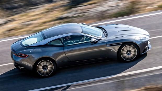 Aston Martin DB11 (Foto: Divulgação)
